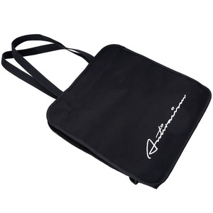 ANTIRACISM ECOBAG[BLACK]